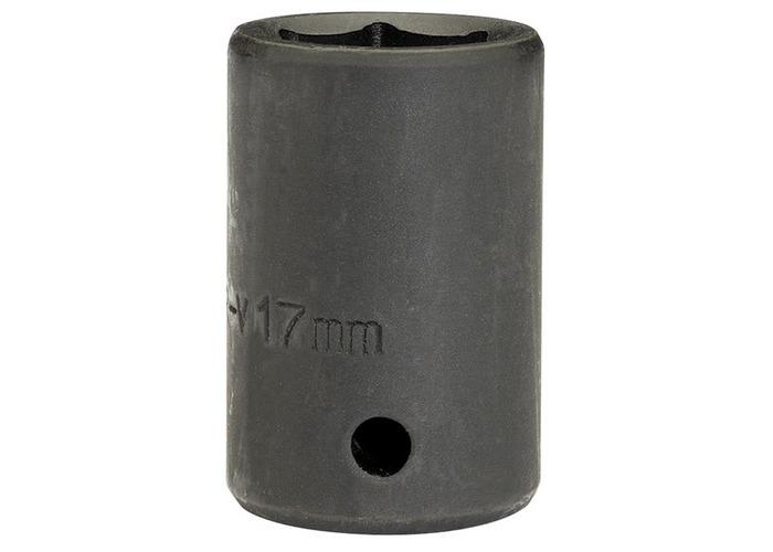 """Draper 28496 Expert 17mm 1/2"""" Square Drive Impact Socket - 1"""