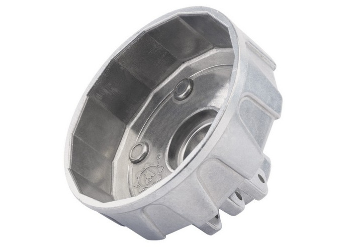 Draper 29155 Expert Oil Filter Socket 79mm 15 Flats for Honda, Isuzu, Mazda - 1