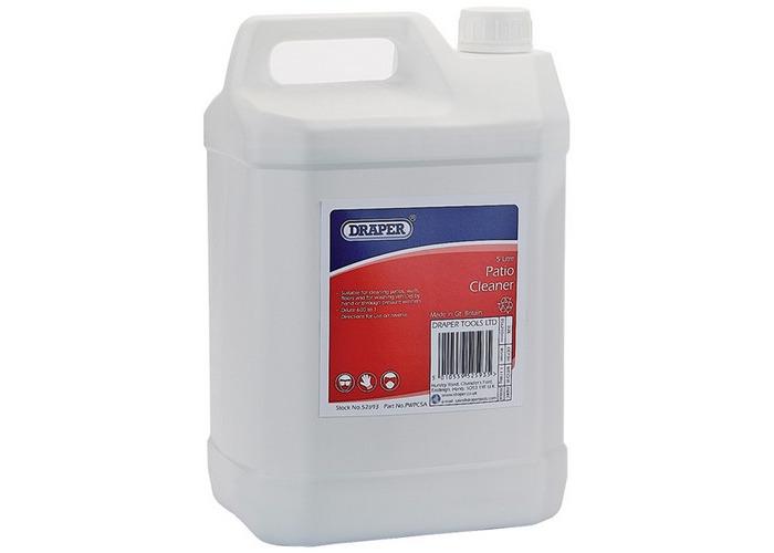 Draper 52693 5L Patio Cleaner - 1