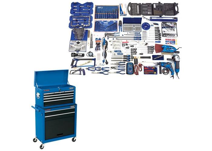 Draper 53257 Workshop Professional Tool Kit (B) - 1