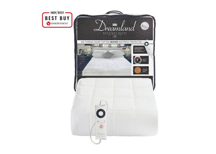 Dreamland Boutique Single Control Double Electric Blanket - 1