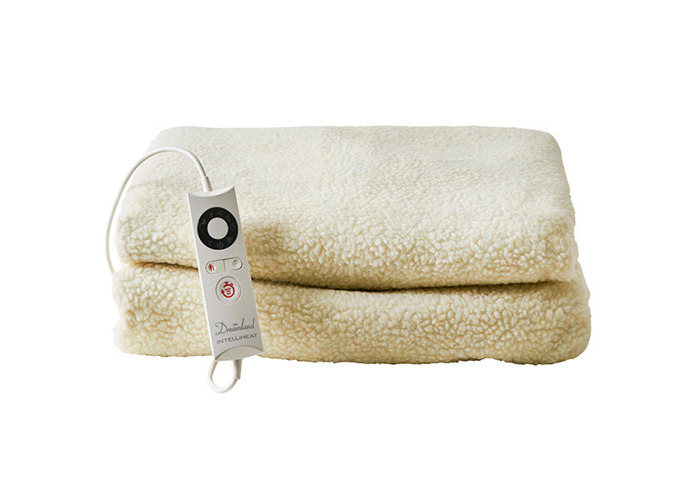 Dreamland Intelliheat Premium Fleece Heated Mattress Protector Double - 2