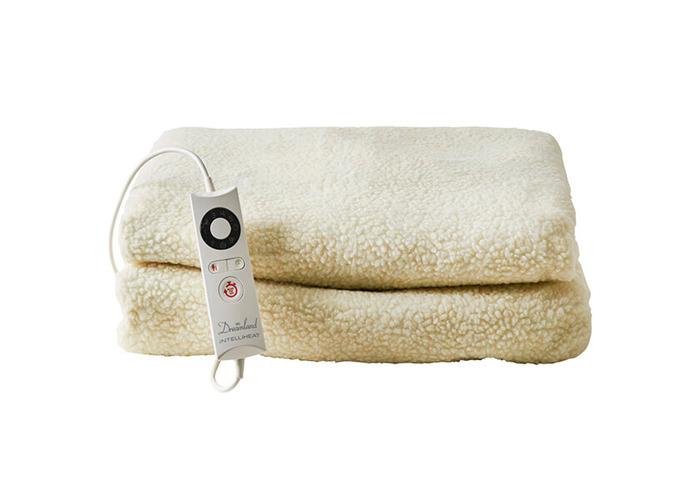 Dreamland Intelliheat Premium Fleece Heated Mattress Protector Single - 2