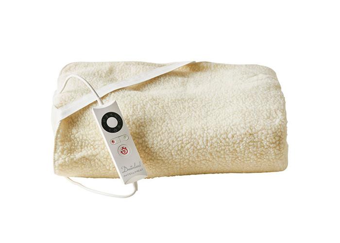 Dreamland Intelliheat Soft Fleece Easy Fitted Underblanket Single - 2