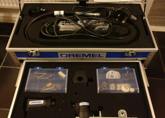 Dremel 4000 Platinum + Accessories - 1