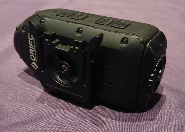 Drift HD Ghost Action Camera 1080p Sport Recording - 2