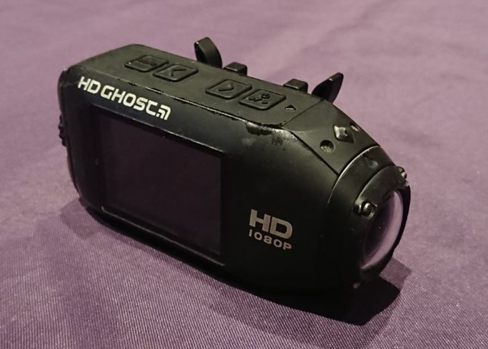 Drift HD Ghost Action Camera 1080p Sport Recording - 1