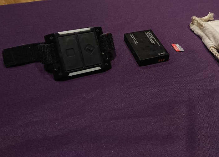 Drift HD Ghost Action Camera Accessories Extras - 1