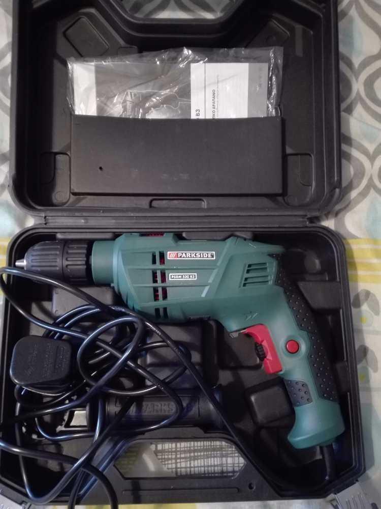 Drill 500W - 1