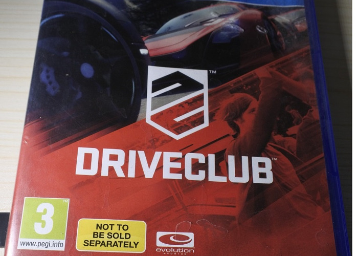 Driveclub (PS4)  - 1
