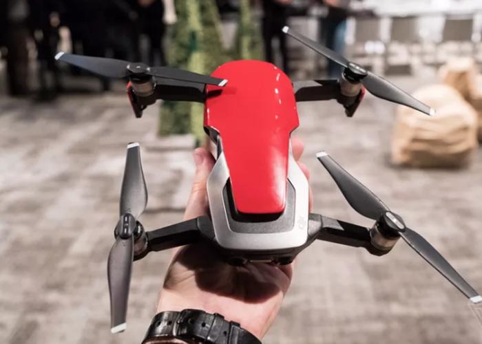Drone DJI Mavic Air - 3 Batteries - 1