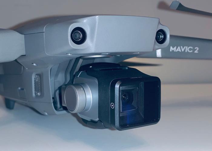 Drone Operator w/ DJI Mavic 2 Pro + Anamorphic Lens - 2