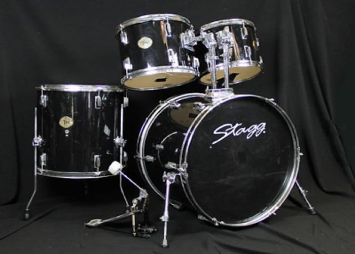 Kit de batería - Stagg (TIM) - 1
