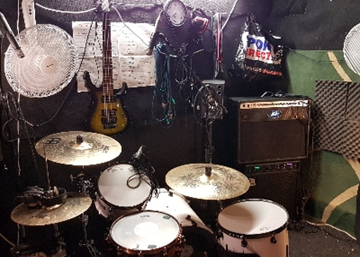 Drum room rental - 1