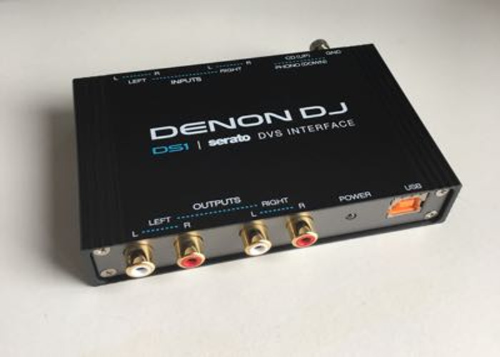 DS1 Serato DVS Interface (2 channels)  - 1