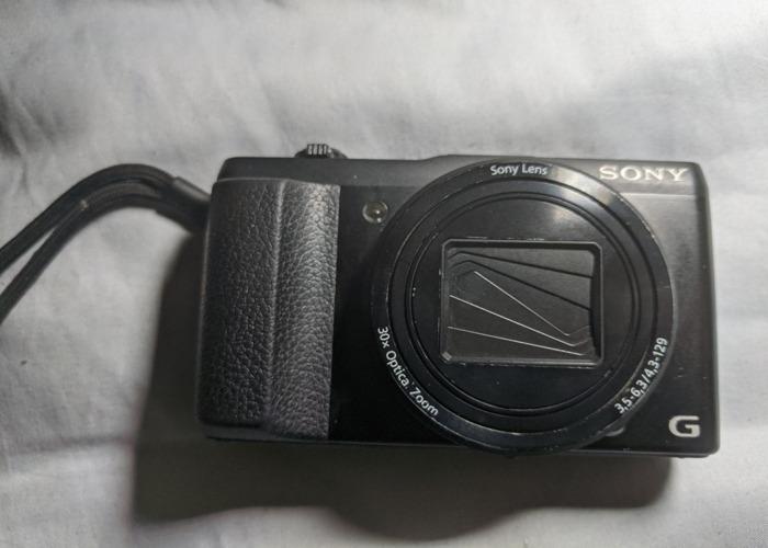 DSC-HX50 COMPACT CAMERA 30X Optical Zoom 3.5-5.6 / 4.3/129 - 1