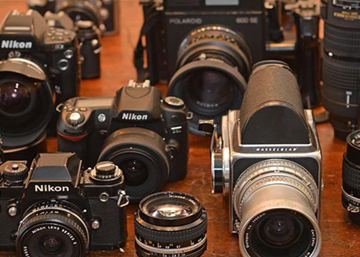 dsl camera - 1