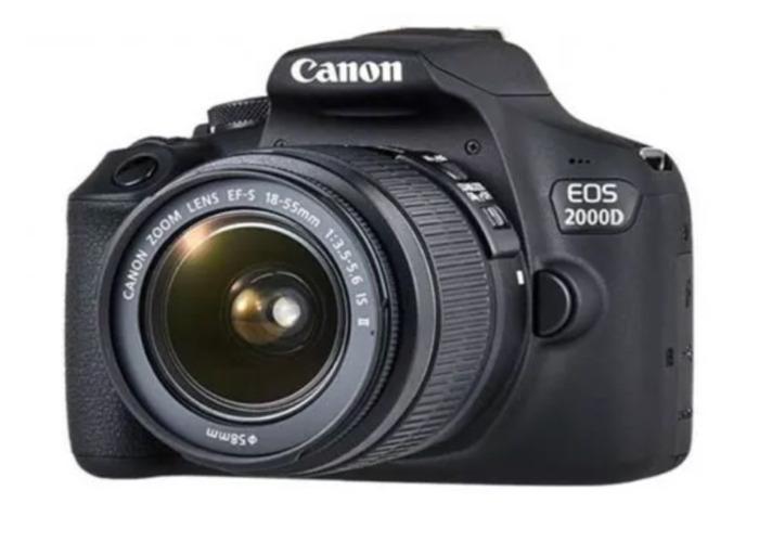 DSLR Cannon EOS 2000D - 1