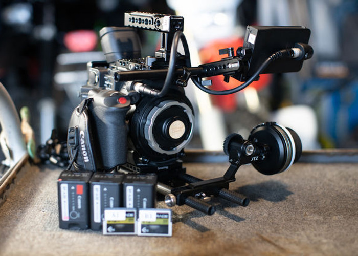 Rent Dual (That's two) Canon EOS C200 kits both with PL mounts in Los  Angeles