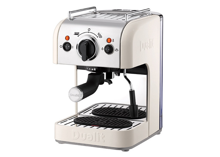 Dualit 3 IN 1 Coffee Machine Canvas White - 1