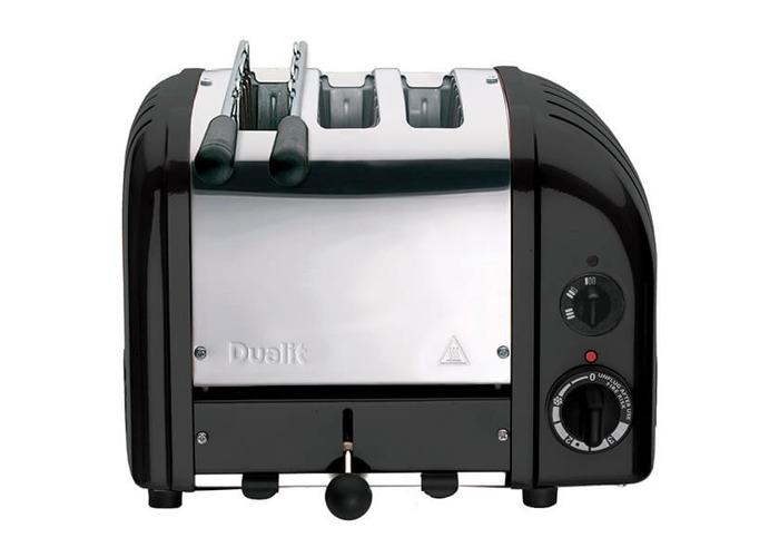 Dualit 3 Slice Combi Toaster Black 31205 - 1