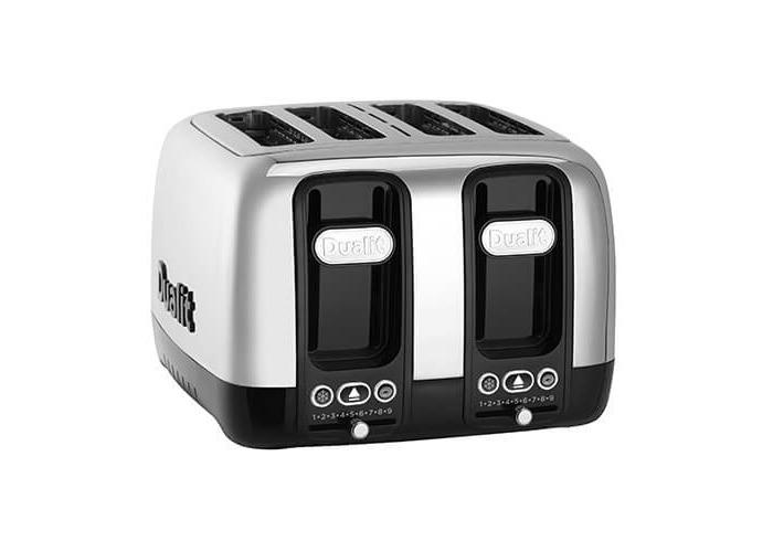 Dualit 4 Slot Domus Toaster - 1