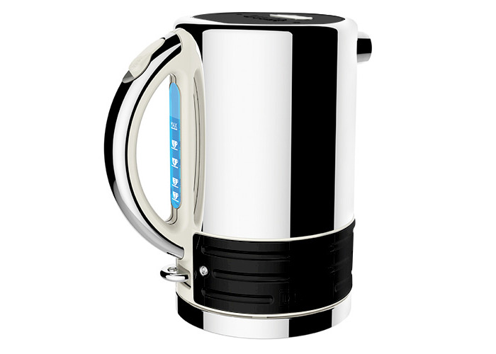 Dualit Architect Canvas and Gloss Black Kettle - 1