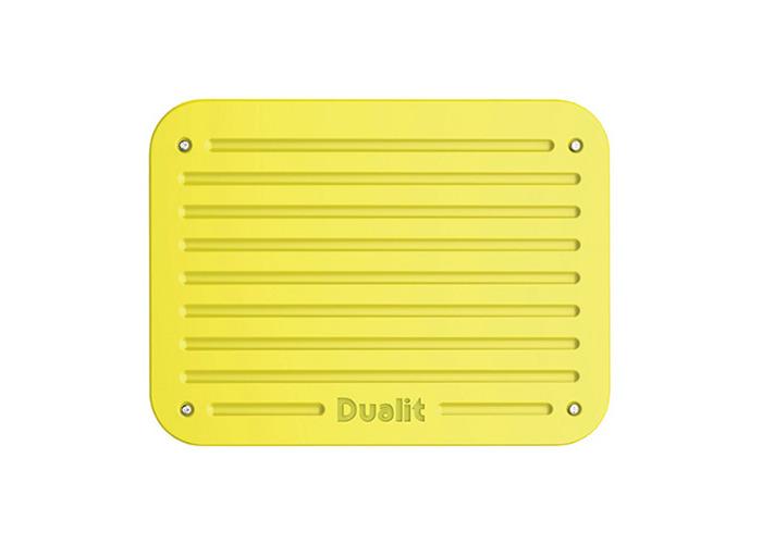 Dualit Architect Toaster Panel Pack Citrus Yellow - 1