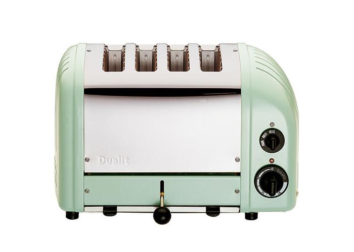 Dualit Classic Vario AWS Mint Green 4 Slot Toaster - 2