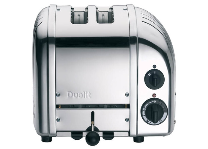 Dualit Classic Vario AWS Polished 2 Slot Toaster - 2