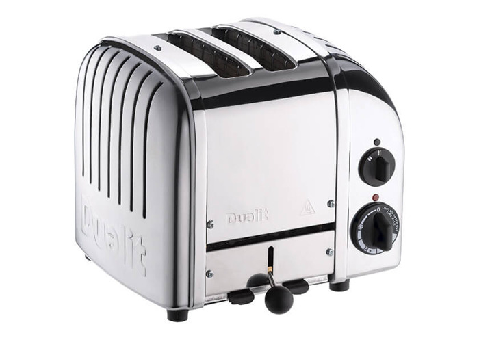 Dualit Classic Vario AWS Polished 2 Slot Toaster - 1