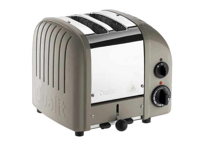 Dualit Classic Vario AWS Shadow 2 Slot Toaster - 1