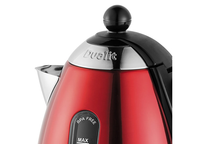 Dualit Jug Kettle Candy Apple - 2