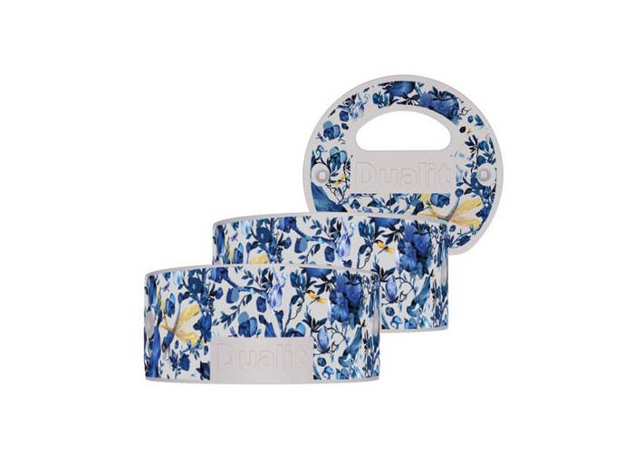 Dualit Kit Miles Kettle Design Panel Pack   Biophilia Blue & White - 1