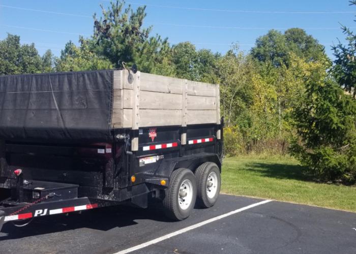Dump trailer  - 2