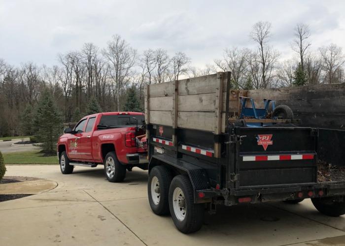 Dump trailer  - 1