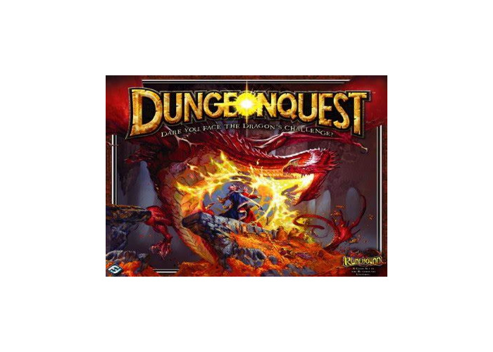 Dungeon Quest: Revised edition - 1