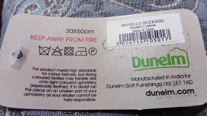 Dunlem Cushions.  - 2