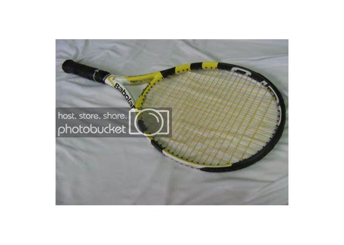 Dunlop and babolat - 1