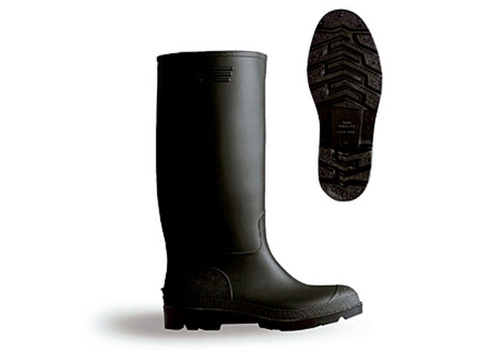 Dunlop BBB05 Pricemastor Wellington Boot Black Size 5 - 1