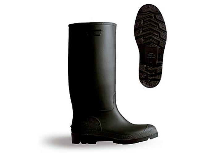 Dunlop BBB11 Pricemastor Wellington Boot Black Size 11 - 1