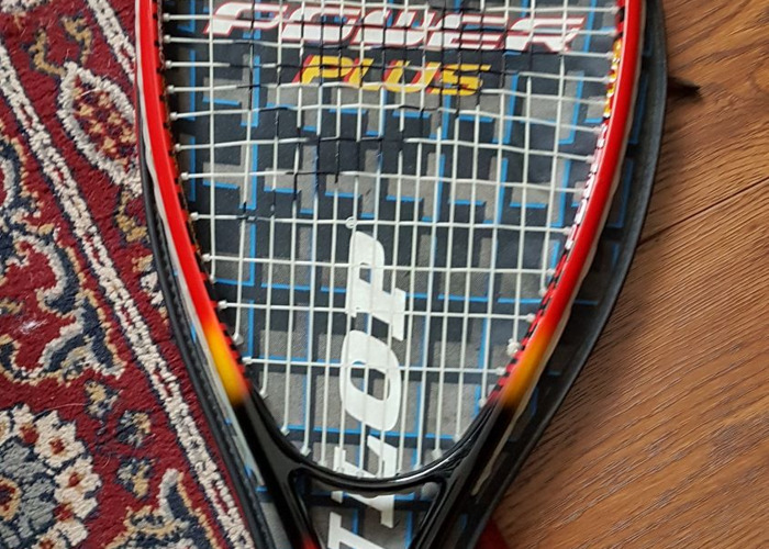 Dunlop Power Squash Racket - 1
