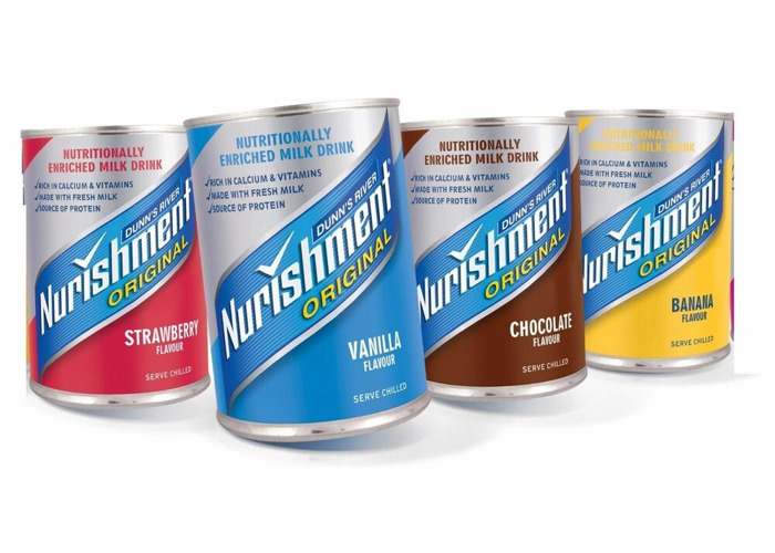 Dunn's River Nurishment All Original Flavour Milk Drink(  400g x12 ) ( 7 kinds ) - 1