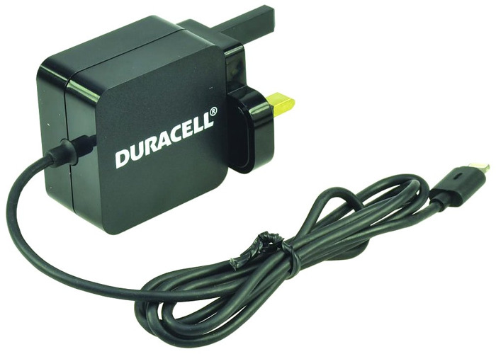 Duracell 1 metre 2.4 A MFI Lightning Charger for iPhone 5/5S/SE/6/6 Plus/6S/6S Plus and iPad/iPad Mini - Black - 2