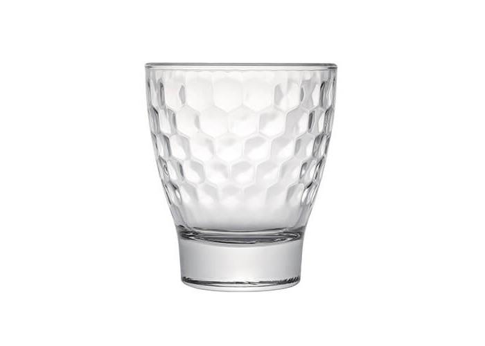 Durobor iStyle Luxe Honeycomb Set Of 6 Tumbler Glasses - 1