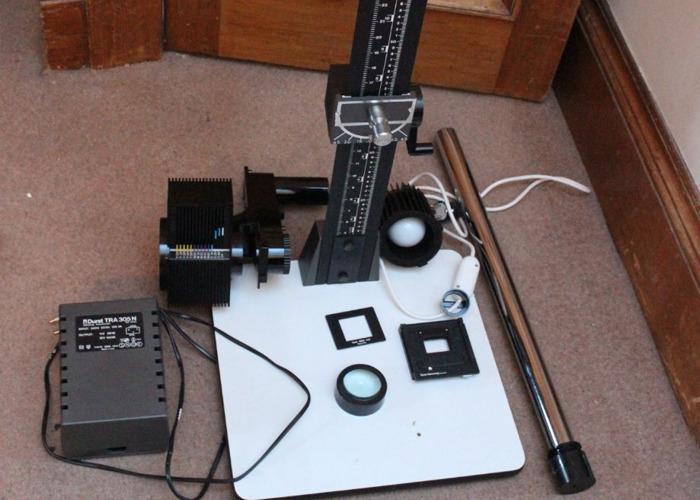 Durst Protechnik M305 Colour Enlarge Lens, Filter etc   - 1
