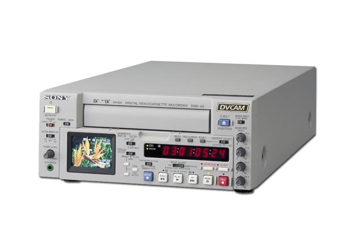 DVCam VTR DSR-45P - 1