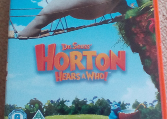 Dvd film horton hears a who - 2