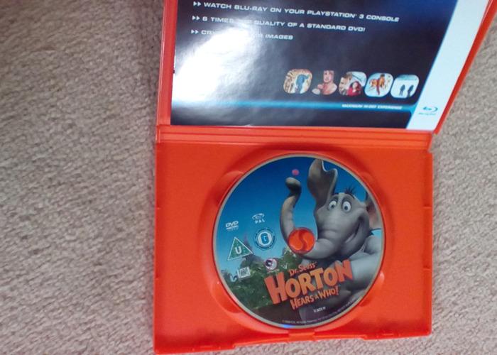 Dvd film horton hears a who - 1