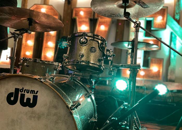 Drum kit DW Performance  - 1